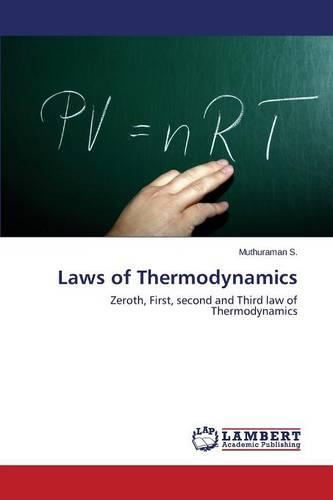 Laws of Thermodynamics (Paperback)