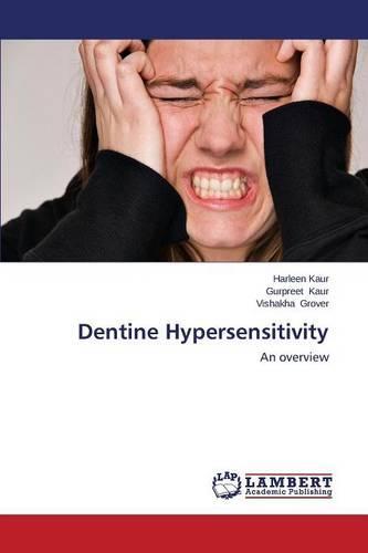 Dentine Hypersensitivity (Paperback)