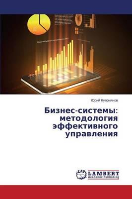Biznes-Sistemy: Metodologiya Effektivnogo Upravleniya (Paperback)
