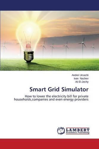 Smart Grid Simulator (Paperback)