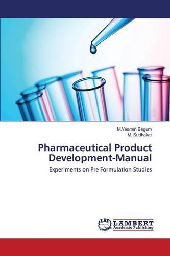 Pharmaceutical Product Development-Manual (Paperback)