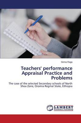 Teachers' Performance Appraisal Practice and Problems (Paperback)