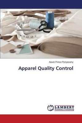 Apparel Quality Control (Paperback)