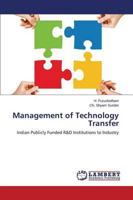 Management of Technology Transfer (Paperback)