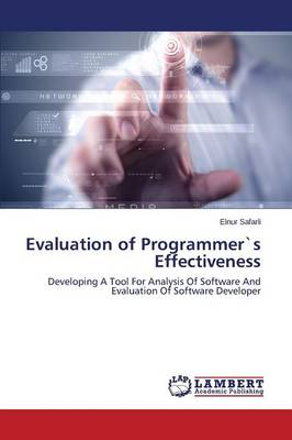 Evaluation of Programmers Effectiveness (Paperback)