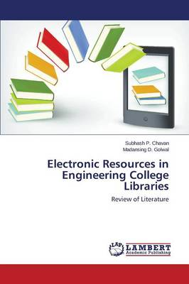 Electronic Resources in Engineering College Libraries (Paperback)
