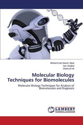 Molecular Biology Techniques for Biomolecules (Paperback)