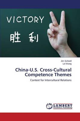 China-U.S. Cross-Cultural Competence Themes (Paperback)