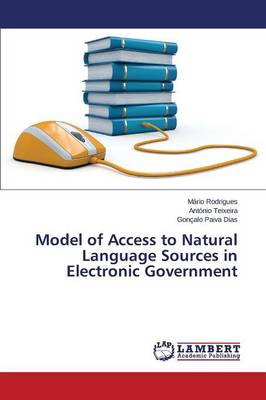 Model of Access to Natural Language Sources in Electronic Government (Paperback)