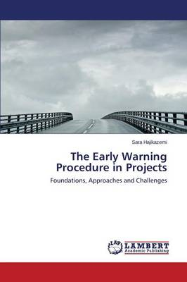 The Early Warning Procedure in Projects (Paperback)