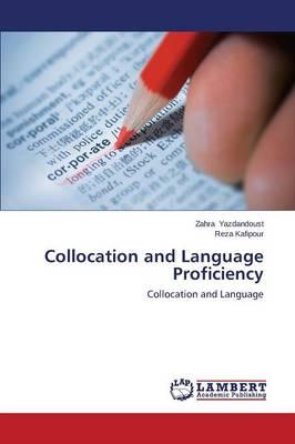 Collocation and Language Proficiency (Paperback)