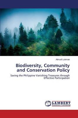 Biodiversity, Community and Conservation Policy (Paperback)