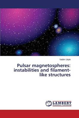 Pulsar Magnetospheres: Instabilities and Filament-Like Structures (Paperback)
