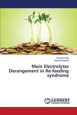 Main Electrolytes Derangement in Re-Feeding Syndrome (Paperback)