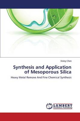 Synthesis and Application of Mesoporous Silica (Paperback)