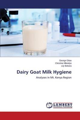 Dairy Goat Milk Hygiene (Paperback)