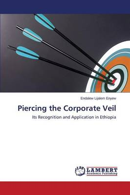 Piercing the Corporate Veil (Paperback)
