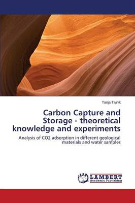 Carbon Capture and Storage - Theoretical Knowledge and Experiments (Paperback)