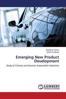 Emerging New Product Development (Paperback)