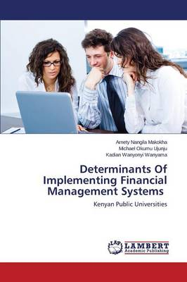 Determinants of Implementing Financial Management Systems (Paperback)