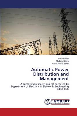Automatic Power Distribution and Management (Paperback)