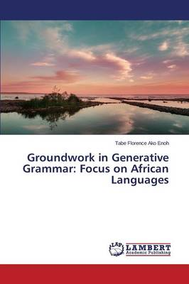 Groundwork in Generative Grammar: Focus on African Languages (Paperback)
