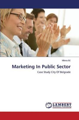 Marketing in Public Sector (Paperback)