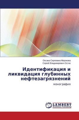 Identifikatsiya I Likvidatsiya Glubinnykh Neftezagryazneniy (Paperback)