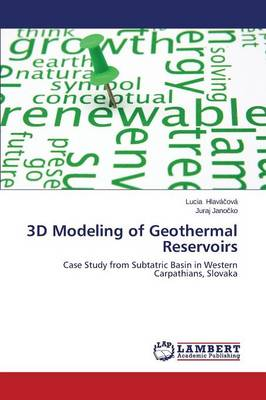 3D Modeling of Geothermal Reservoirs (Paperback)