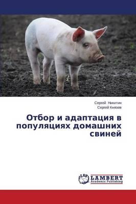 Otbor I Adaptatsiya V Populyatsiyakh Domashnikh Sviney (Paperback)