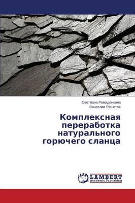 Kompleksnaya Pererabotka Natural'nogo Goryuchego Slantsa (Paperback)