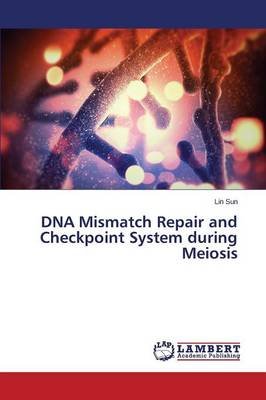 DNA Mismatch Repair and Checkpoint System During Meiosis (Paperback)