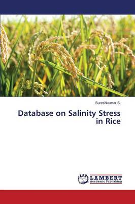 Database on Salinity Stress in Rice (Paperback)