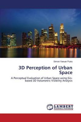 3D Perception of Urban Space (Paperback)