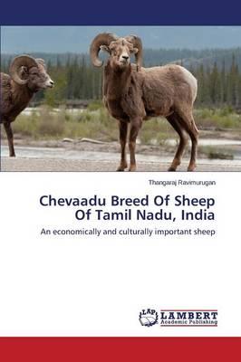 Chevaadu Breed of Sheep of Tamil Nadu, India (Paperback)