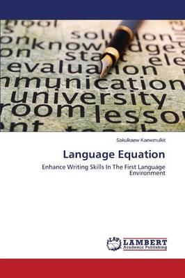 Language Equation (Paperback)