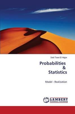 Probabilities & Statistics (Paperback)