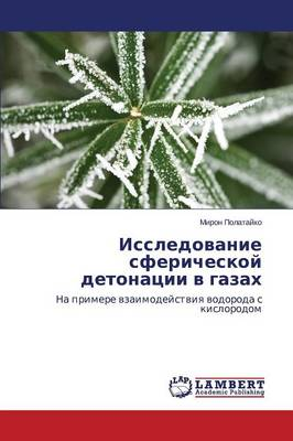 Issledovanie Sfericheskoy Detonatsii V Gazakh (Paperback)
