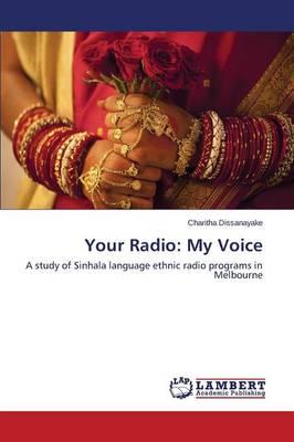 Your Radio: My Voice (Paperback)