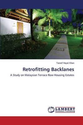 Retrofitting Backlanes (Paperback)
