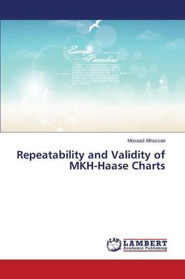 Repeatability and Validity of Mkh-Haase Charts (Paperback)