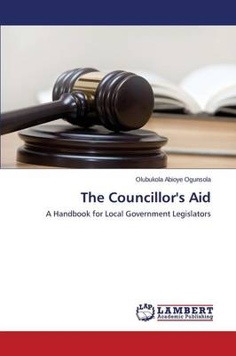 The Councillor's Aid (Paperback)
