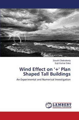 Wind Effect on '+' Plan Shaped Tall Buildings (Paperback)