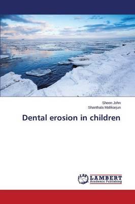 Dental Erosion in Children (Paperback)