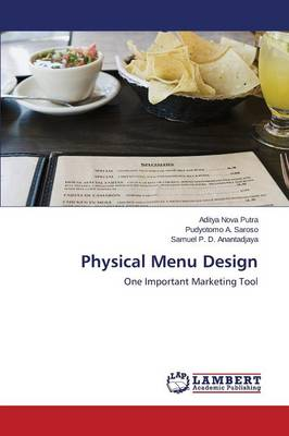 Physical Menu Design (Paperback)
