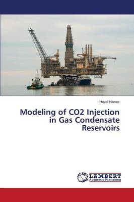 Modeling of Co2 Injection in Gas Condensate Reservoirs (Paperback)