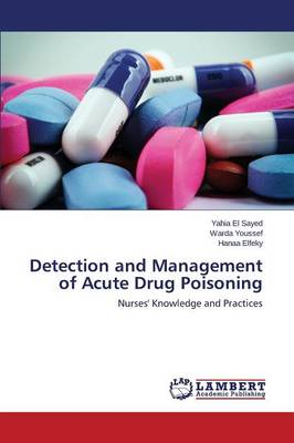 Detection and Management of Acute Drug Poisoning (Paperback)