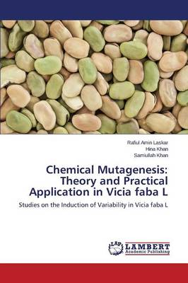 Chemical Mutagenesis: Theory and Practical Application in Vicia Faba L (Paperback)