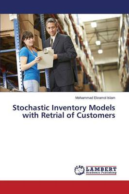 Stochastic Inventory Models with Retrial of Customers (Paperback)
