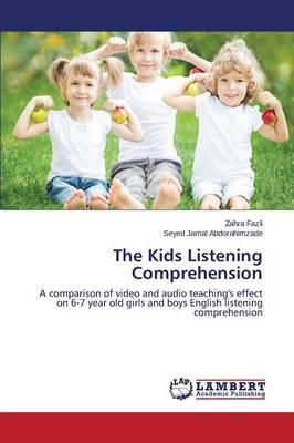 The Kids Listening Comprehension (Paperback)